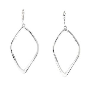 Alexis Bittar Sculpted Aura Teardrop Earrings